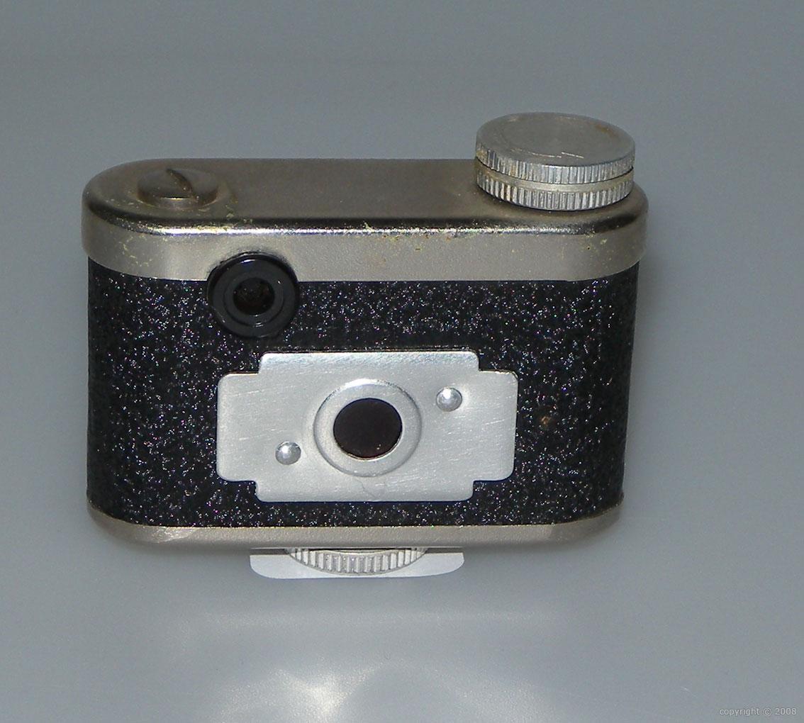 kunik de 1956 appareil miniature collection 6tob42b vente d appareils photo de collection et d. Black Bedroom Furniture Sets. Home Design Ideas